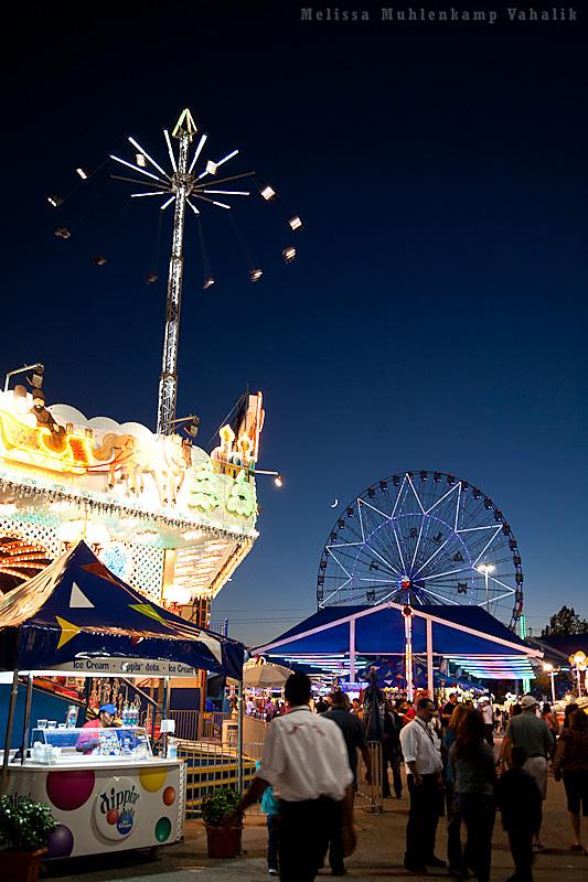 Texas state fair dates in Sydney